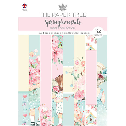 The Paper Tree - Springtime Pals Collection - A4 Insert Collection