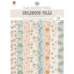The Paper Tree - Childhood Tales Collection - A4 Backing Papers