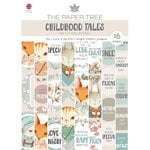 The Paper Tree - Childhood Tales Collection - Die Cut Sheets - A4 Paper Pad