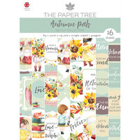 The Paper Tree - Autumn Pals Collection - A4 Die Cut sheets