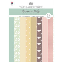 The Paper Tree - Autumn Pals Collection - A4 Essential Colour Card