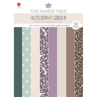 The Paper Tree - Yesterdays Garden Collection - Essential Colour Card
