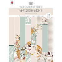 The Paper Tree - Yesterdays Garden Collection - A4 Insert Collection