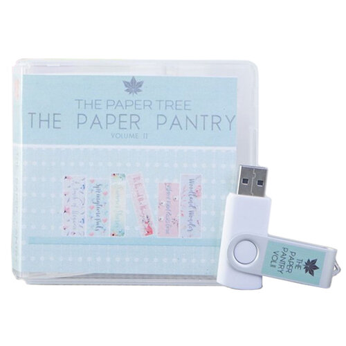 The Paper Tree - Paper Pantry - USB Collection - Vol 2