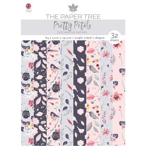 The Paper Tree - Pretty Petals Collection - A4 Decorative Paper Pad