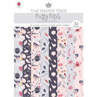 The Paper Tree - Pretty Petals Collection - A4 Decorative Paper Pad