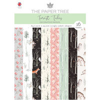 The Paper Tree - Forest Tales Collection - A4 Backing Papers