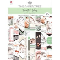 The Paper Tree - Forest Tales Collection - A4 - Die Cut Sheets