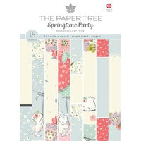 The Paper Tree - Springtime Party Collection - A4 - Insert Collection
