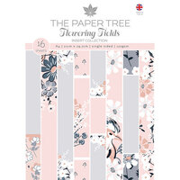 The Paper Tree - Flowering Fields Collection - A4 Insert Collection