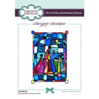 Creative Expressions - Designer Boutique Collection - Stained Glass Precious Gifts