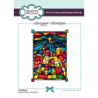 Creative Expressions - Designer Boutique Collection - Stained Glass Holy Land