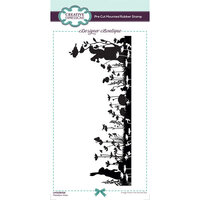 Creative Expressions - Designer Boutique Collection - DL Rubber Stamps - Meadow View