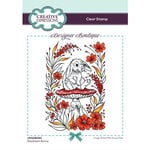Creative Expressions - Designer Boutique Collection - Clear Photopolymer Stamps - Daydream Bunny