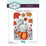 Creative Expressions - Designer Boutique Collection - Clear Photopolymer Stamps - Hibernation Preparation