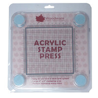 Creative Expressions - Woodware - Acrylic Stamp Press