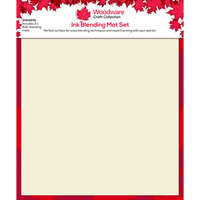 Creative Expressions - Woodware - 6 x 6 Ink Blending Mat Set
