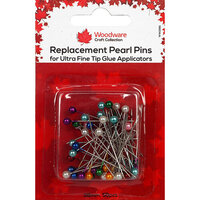 Creative Expressions - Woodware - Stainless Steel Replacement Pins for Ultra Fine Tip Glue Applicators