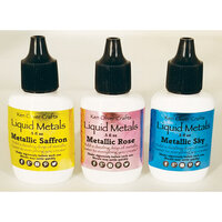 Ken Oliver - Liquid Metals - Precious Alloys - 3 Pack