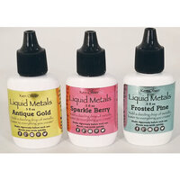 Ken Oliver - Liquid Metals - Holiday - 3 Pack