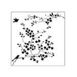 The Crafter's Workshop - 6 x 6 Doodling Templates - Cherry Blossoms