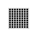 The Crafter's Workshop - 6 x 6 Doodling Templates - Mini Mosaic Squares