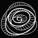 The Crafter's Workshop - Balzer Bits - Doodling Template - Scribbled Rose