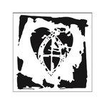 The Crafter's Workshop - Rebekah's Remnants - Doodling Template - Crusaders Heart Remnant