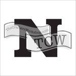 The Crafters Workshop - 6 x 6 Doodling Templates - Greek Alphabet - Nu
