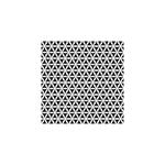 The Crafter's Workshop - 6 x 6 Doodling Template - Mini Kaleidoscope