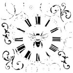 The Crafter's Workshop - 6 x 6 Doodling Template - Bee On Time