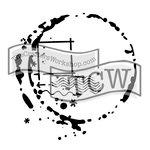 The Crafters Workshop - 6 x 6 Doodling Templates - Mini Elliptic