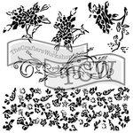 The Crafters Workshop - 12 x 12 Doodling Templates - Victorian Sketchbook