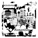 The Crafters Workshop - 12 x 12 Doodling Template - Life Remembered
