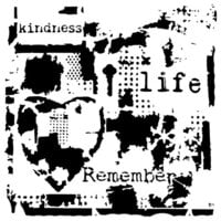 The Crafter's Workshop - 6 x 6 Stencils - Mini Life Remembered