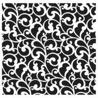 The Crafter's Workshop - 6 x 6 Stencils - Endless Swirls