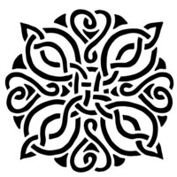 The Crafter's Workshop - 6 x 6 Stencils - Celtic Knot