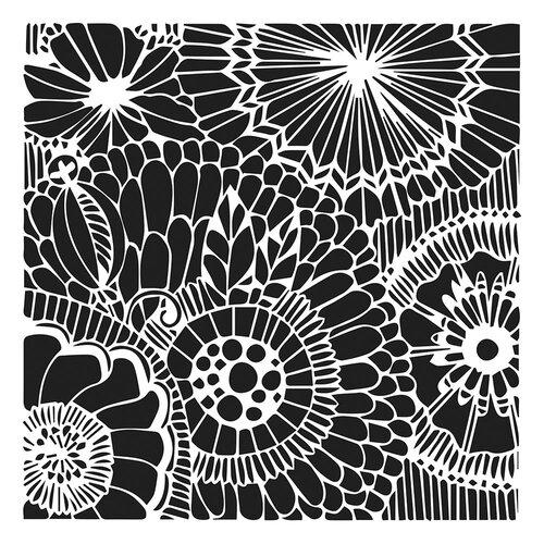 The Crafter's Workshop - 12 x 12 Stencils - Botanical Dream
