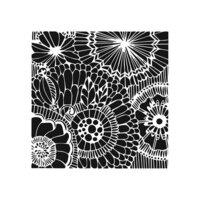 The Crafter's Workshop - 6 x 6 Stencils - Botanical Dream