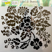 The Crafter's Workshop - 12 x 12 Doodling Templates - Growing Wild