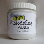 The Crafters Workshop - Modeling Paste - 8 Ounces