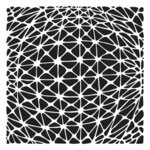 The Crafter's Workshop - 12 x 12 Stencil - Geo Netting