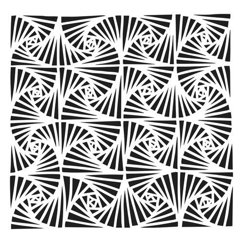 TCW Fantangle Stencil