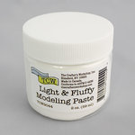 The Crafters Workshop - Modeling Paste - Light and Fluffy - 2 Ounces