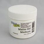 The Crafters Workshop - Gel Medium - Matte - 2 Ounces