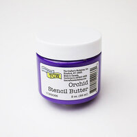 The Crafter's Workshop - Stencil Butter - Orchid