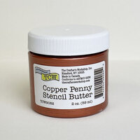 The Crafter's Workshop - Stencil Butter - Copper Penny