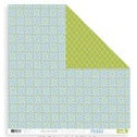 Collage Press - Doubletake - Double-Sided Paper - Fresh Collection - Fresh Portico, CLEARANCE