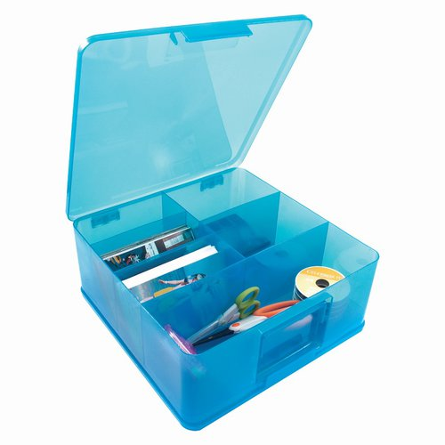 Storage Studios - Photo and Supply Case - Blue