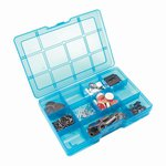 Storage Studios - Embellishment Box - Blue